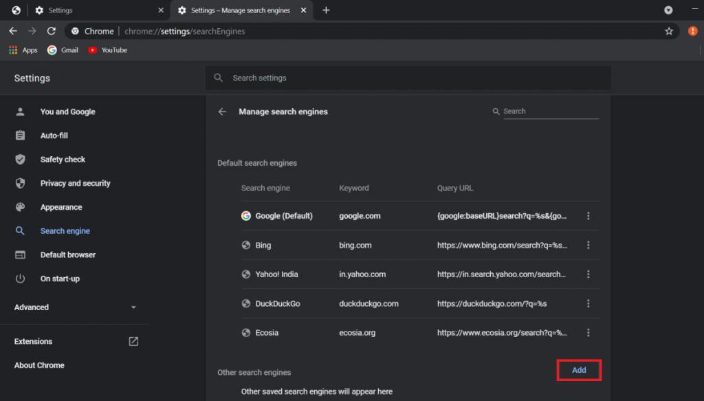 Create Custom Chrome Actions