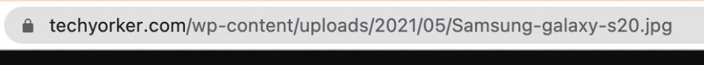 remove the .webp at the end of the image URL