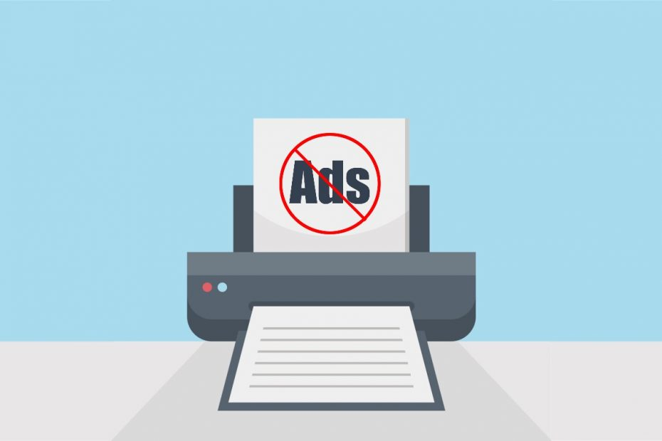 Print a Webpage Without Ads in Google Chrome