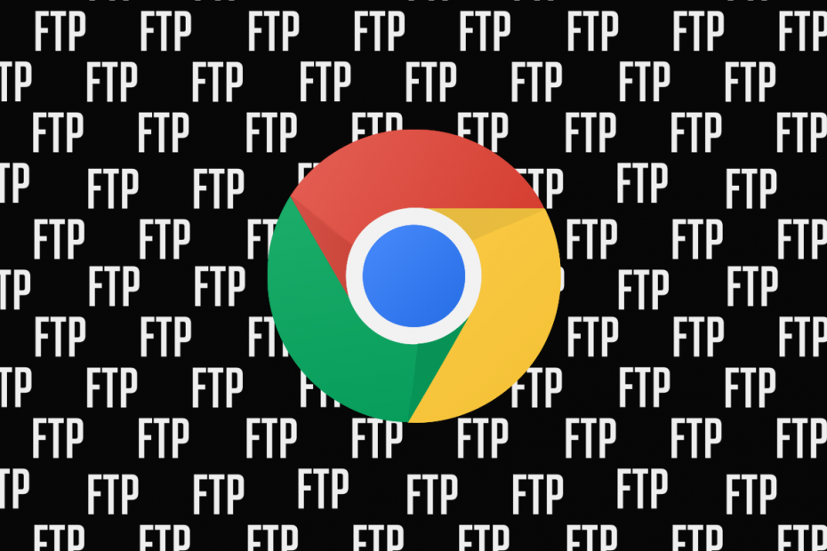 Enable FTP Setting in Chrome Flags
