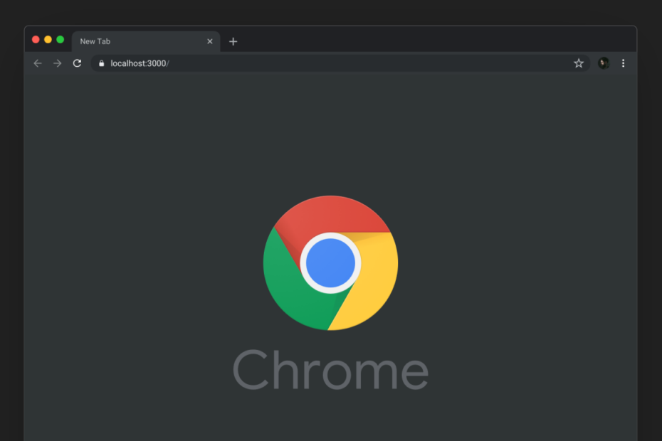 le Chrome Automatically Went in Dark Mode and Won't Turn Off
